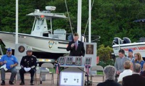 Sheriff's Patrol Boats Named in Honor of Putnam War Heroes