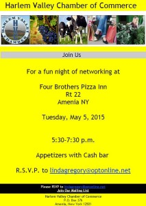 Harlem Valley Chamber of Commerce Event
