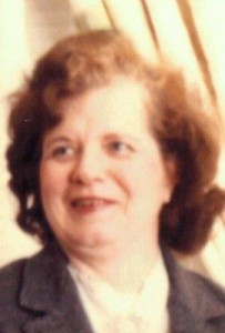 Obituary, Frances A. Gray