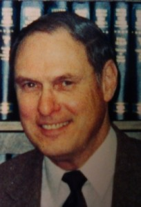 Obituary, Kenneth V. Spiro