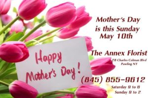 Mother's Day is this Sunday