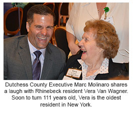 Dutchess County honors residents at annual Celebration of Aging