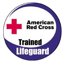 American Red Cross  LIFEGUARD TRAINING COURSE  and Recertification