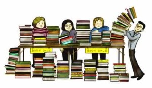 Come to The 2015  Pawling Library's Annual Used Book Sale, June 20th and 21st and June 27th and 28th at the Mizzentop Day School