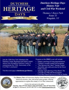 Dutchess Heritage Days 2015 at Boyce Park in Dover