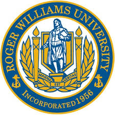 Emma Heubel, of Pawling, NY, Edward Hajkowski, of Patterson graduate from Roger Williams University