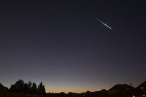Potentially Dazzling Perseid Meteor Shower Peaks This Week
