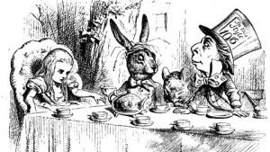 Alice's Adventures in Wonderland  December 4 – 27 at The Sherman Playhouse
