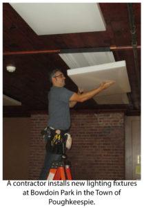 County Facilities Undergo Cost-Saving, Energy Efficient Lighting Upgrades