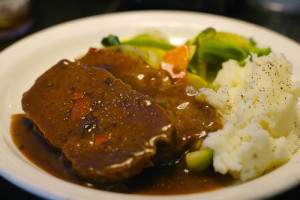 Meatloaf Dinner  Sponsored by the Wassaic Fire Company Ladies Auxiliary