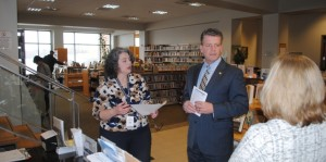 Murphy announces grant funding for 17 area libraries
