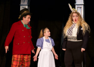 The Sherman Playhouse Opens Musical Version  of Lewis Carroll's 'Alice's Adventures in Wonderland'