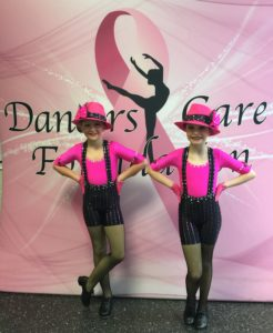 Emma Donovan and Noelle Vitro to compete at the World Tap Championships this December in Germany