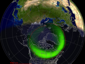 Northern Lights possible tonight