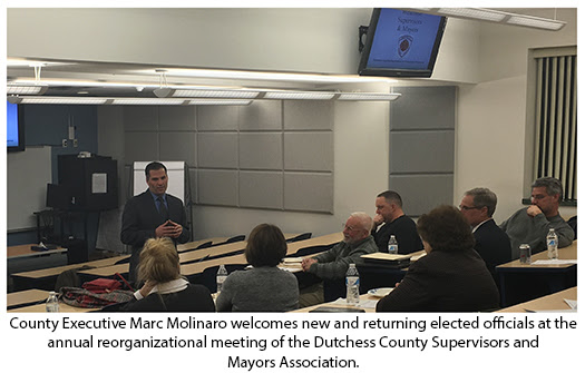 Annual Supervisors and Mayors Association Meeting Held ...