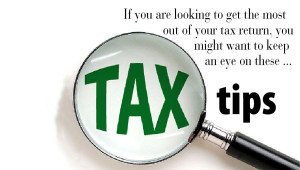 Tax Tips and Tidbits