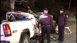 COLUMBIA SHERIFF'S OFFICE INVESTIGATES FATAL ACCIDENT IN CLAVERACK