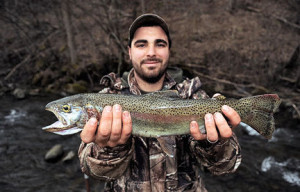 Governor Announces New York's Statewide Trout and Salmon Fishing Season Opens April 1