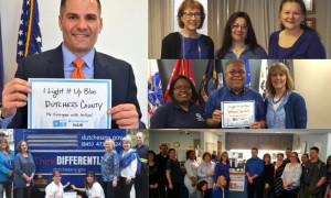 Dutchess County celebrates World Autism Awareness Day