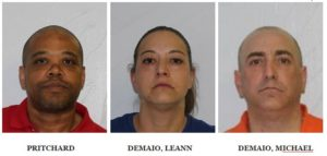 Three Ulster County residents arrested following  month long investigation
