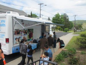 ARCHDIOCESE OF NEW YORK, IN PARTNERSHIP WITH HRHCARE,  SPONSORS NEW MOBILE HEALTH CENTER TO BRING QUALITY HEALTHCARE TO UNDERSERVED COMMUNITIES THROUGHOUT THE HUDSON VALLEY
