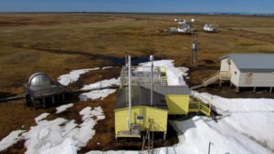 Earliest Snow Melt on Record Observed in Arctic