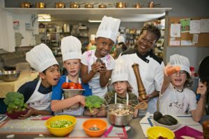 Community Culinary School Offers Kid's Summer Cooking Classes