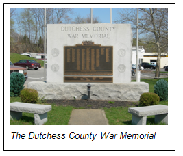 Dutchess County Honors Those Who Gave All  Illuminate the Walkway Over the Hudson Memorial Day Eve and  Memorial Day Ceremony at the County's War Memorial