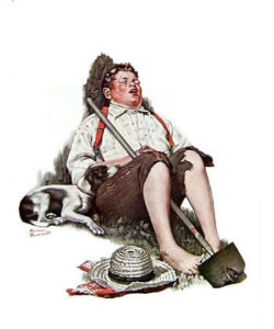 FBI Seeks Missing Norman Rockwell Painting Stolen 40 Years Ago Today