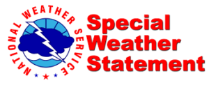Special Weather Statement …Areas of Black Ice possible tonight…