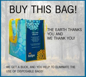Hannaford Helps Reusable Bag Program Benefits The Pawling Library
