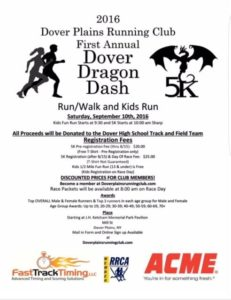 2016 Dover Dragon Dash