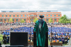 SUNY New Paltz spring 2016 Undergraduate Degrees