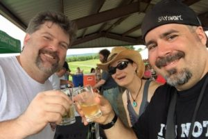 The Hudson Valley Cider Festival, Saturday, July 16th at the Barton Orchards in Poughquaq