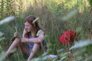 Summer program on Huguenot Street inspires young writers through history and nature