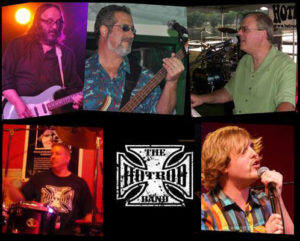 HOTROD To Play At Pawling Music By The Lake Concert Series on August 13
