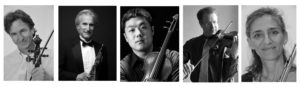 """Sherman Chamber Ensemble Presents """"Sweet Diversions with Mozart""""  August 12 and 13 at 8 pm"""
