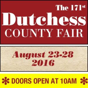 Statement from Dutchess County Executive Marcus J. Molinaro  on the opening of the 171st Dutchess County Fair