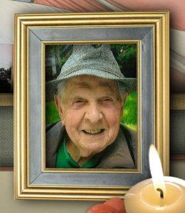 Obituary, Arthur J. Walsh
