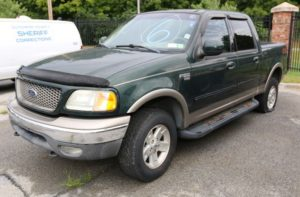 Online Auction Underway for  Surplus County Vehicles & Equipment