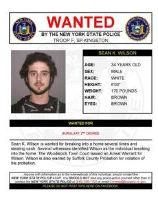 NYSP Warrant Wednesday 9.14.16
