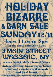 This Sunday in Wassaic! Come get bizarre with us!