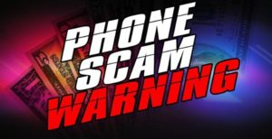 State Police warn the public of a phone scam in Lower Hudson Valley
