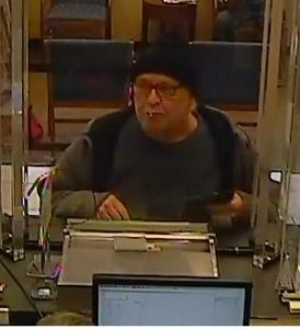 State Police are seeking the public's assistance to help identify identity theft suspect