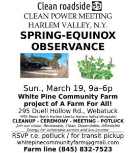 Spring-Equinox Observance
