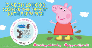 "The Muddy Puddles Project Event – ""Party with Peppa Pig!"""