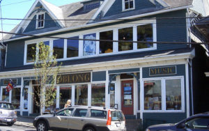 OBLONG BOOKS & MUSIC IS FEATURED IN THE NEW EDITION OF My Bookstore: Writers Celebrate Their Favorite Places to Browse, Read, and Shop