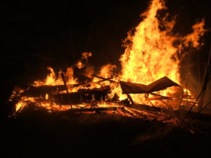 Suspicious Barn Fire in Livingston investigated by State Police BCI