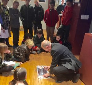 Teens Explore Forensic Science