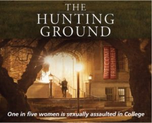 DCC to Screen Documentary Film 'The Hunting Ground'